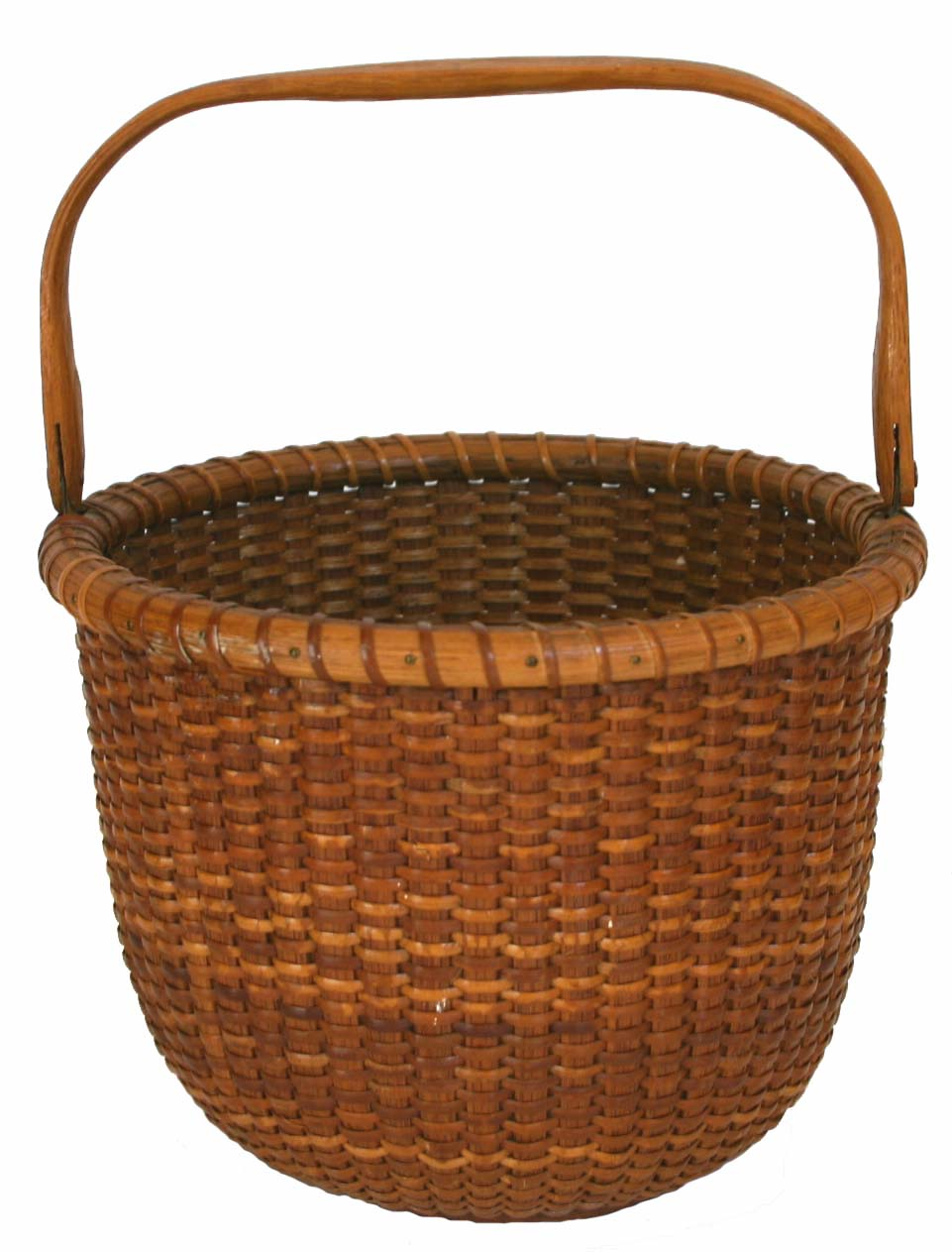 Basket Weaving Nantucket : Nantucket basket